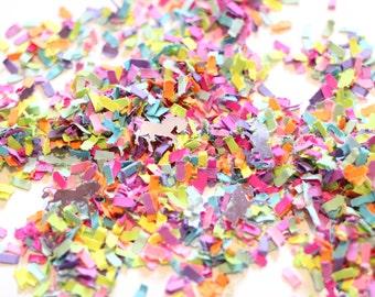 Rainbow Unicorn Confetti / Birthday Party Supplies & Decor / Baby Shower / Princess Fairytale