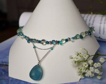 The mermaids song necklace