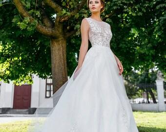 Edel. Wedding dress , fairy wedding dress, vintage style wedding dresses, wedding gowns, bride dresses