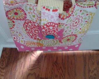 Tote Bag, Purse, Girl's Suitcase