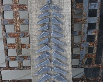 Tumbled Glass Tree