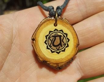 The heart Chakra pendant