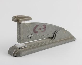 Vintage Swingline Stapler, Swingline Speed Stapler, Retro Desktop Stapler, 60's Office Stapler, Industrial Office Stapler