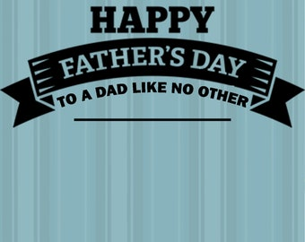 Father's Day (from angel baby)