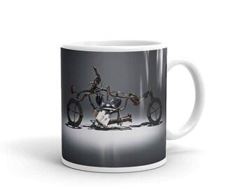 Arts de vélo - café et thé tasse
