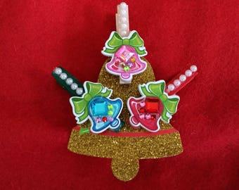 Small Christmas clips