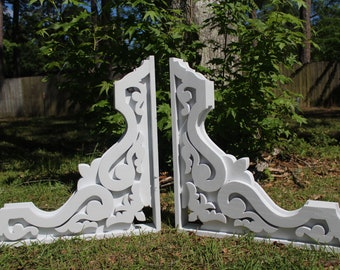 New Orleans Style Bracket/Corbel - Handmade and Custom Design