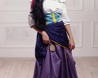 Esmeralda cosplay sex, youngboy sex stories