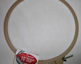 10 inch Morgan Interlocking Hoop Punch Needle