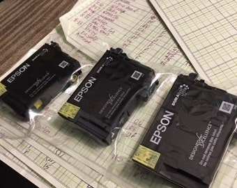 Ink cartridges for an Epson printer...FREE shipping!!!