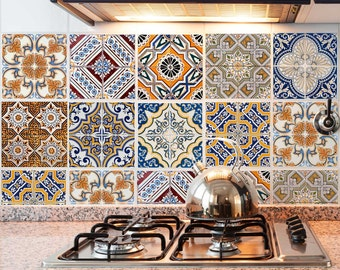Tangiers Mosaic RETile Collection