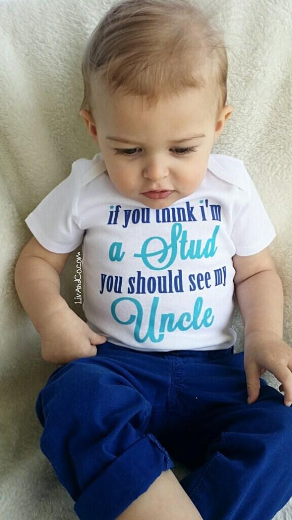 Uncle Baby Clothes & Shoes | Zazzle