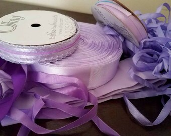Lot of PURPLE ribbons
