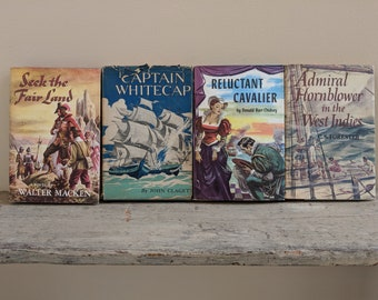 Set of Vintage Romance Novels
