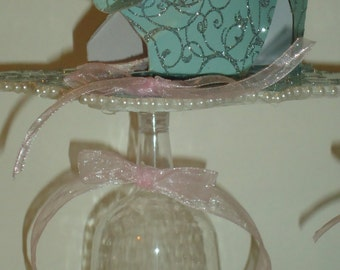 Personalized Wedding Table Decoration Centerpiece High Heel Centerpieces MADE TO ORDER