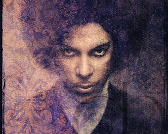 Prince - Limited Edition Print 8.5 x 11