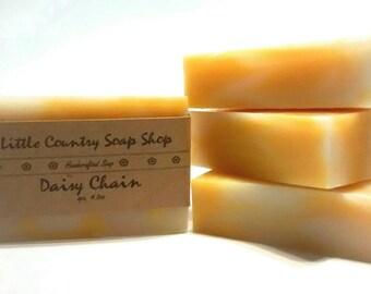 Daisy Chain Soap