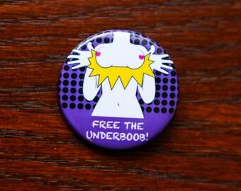 Free the Underboob!