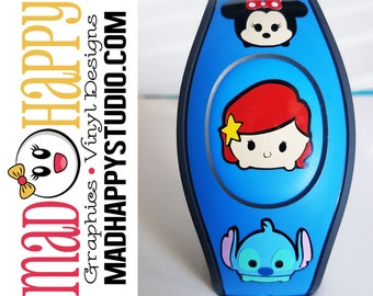 Tsum Tsum Magic Band Decals