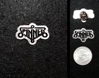 Spinner (Blade Runner) Lapel Pin or Magnet