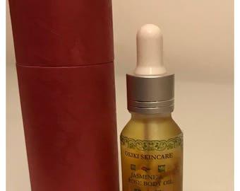 Jasmine & Rose Body Oil