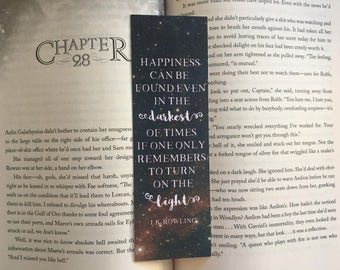 Happiness Can Be Found Bookmark