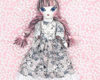 Sweet Handmade Heirloom Doll