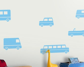 PATTERN Wall Decals
