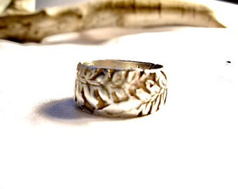 Deer fern ring