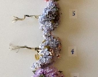 Silk (Artificial) Hydrangea Picks by Modern Romance