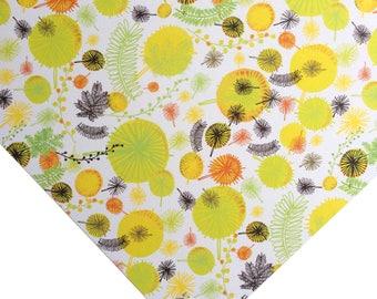 Wattle Australia Flowers Wrapping Paper
