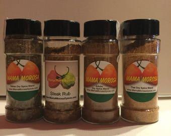 Spice blend adventure