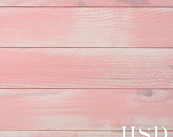 Rustic Pink Wood Photography Backdrop, Wood Photo Backdrop Floor, Wood Photography Background Floor Drop, Wood Photography Floordrops WDF193