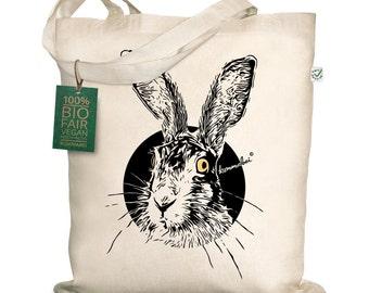 Organic natural jute bag master lamp