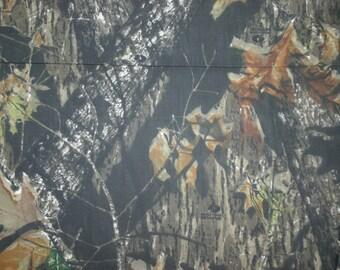 """Nylon Mossy Oak Break Up Camo - 60"""" wide"""