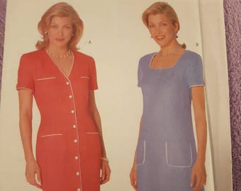 Butterick 5531, Misses Dress Pattern