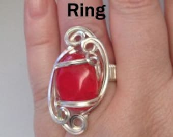 Tutorial Video Wire Sculpture Ring