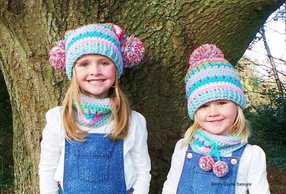 Bonny Crochet Hat Pattern Boys Hat Pattern Girls Crochet Hat