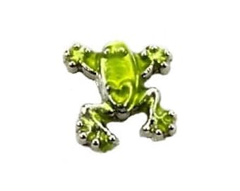 Frog Floating Charm
