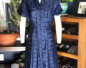 1950's Toni Todd original dress