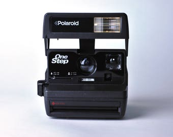 Retro Polaroid - OneStep - 1990s | TESTED | Comes with Film