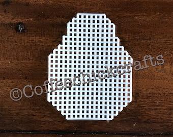 Ladybug Plastic Canvas Cut Out Plastic Canvas Lady Bug for Needlepoint