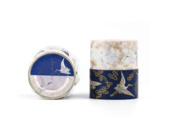 Forbidden City Washi Tape - Clouds and Cranes
