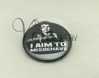 Aim to Misbehave Bottle Opener
