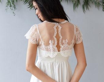 Dress SS16 | | Wedding dress Boho wedding dress Romantic Wedding Dress vintage wedding dress elegant wedding gown