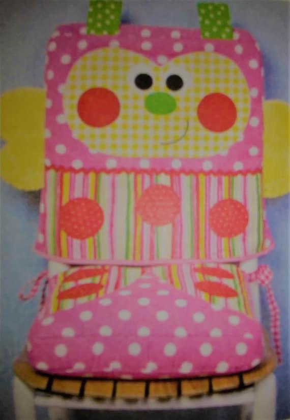 Bee Chair Cushion