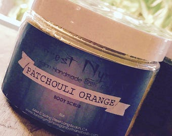 Patchouli Orange 12oz