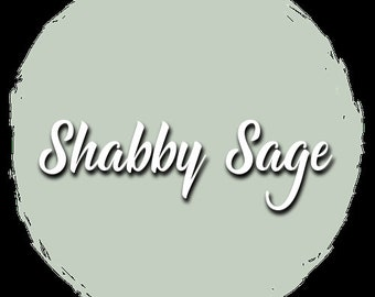Shabby Sage Shabby Paints Furniture Rescue Chalk-Acrylic Paint