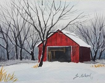 Bev Nedder's Old Barn