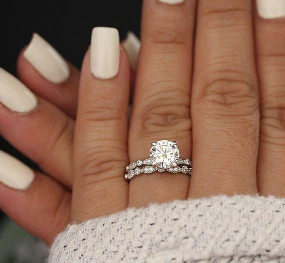Best moissanite engagement rings reddit